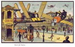 France_in_XXI_Century._Air_cab